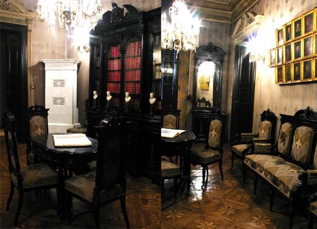 Salotto Maschile